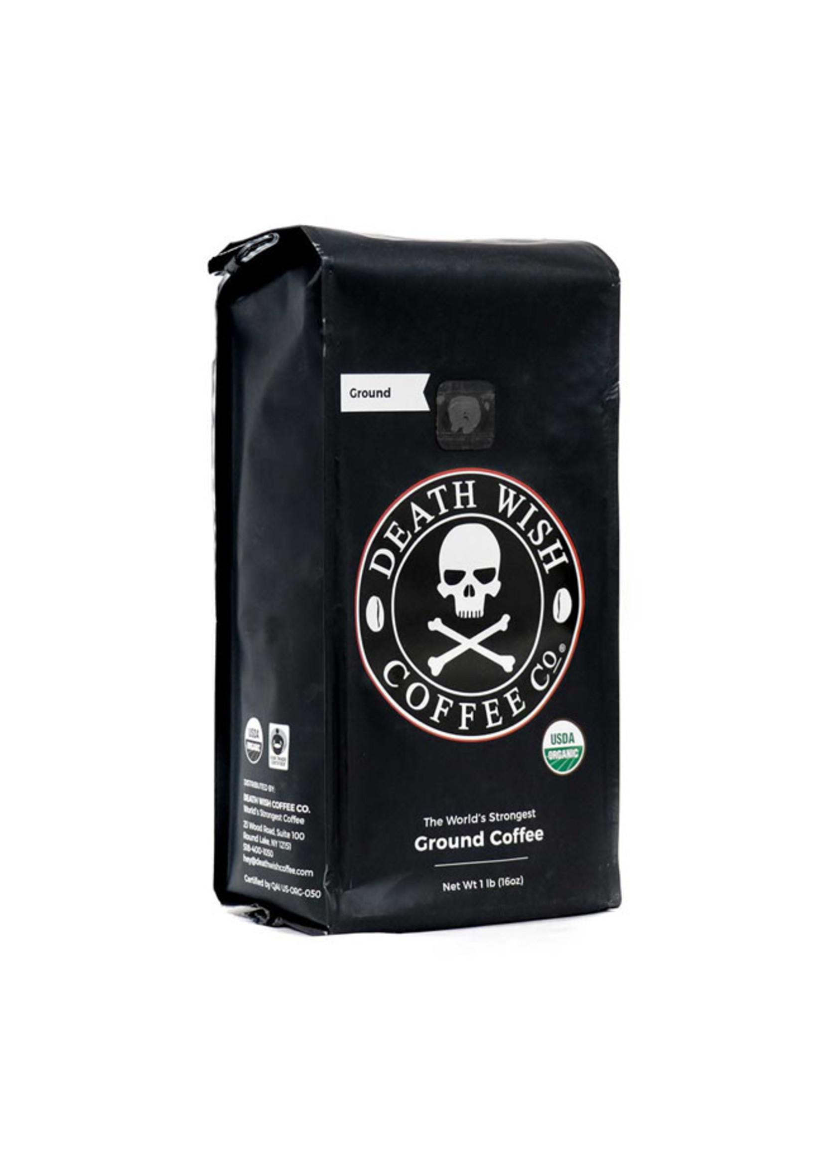 Deathwish Deathwish Ground Coffee
