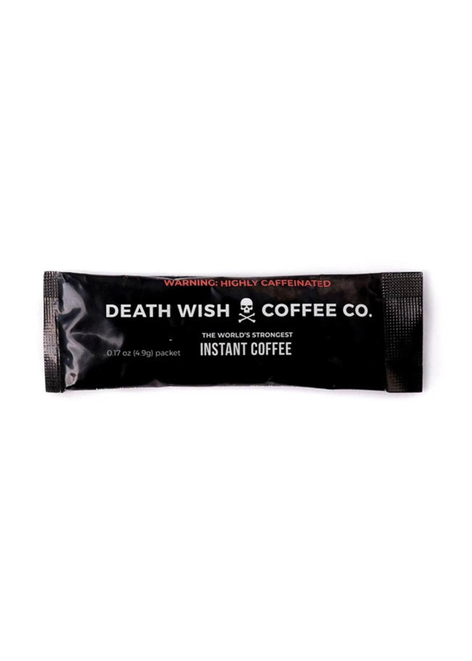 Deathwish Deathwish Instant Coffee Single Serve Packets 8pk
