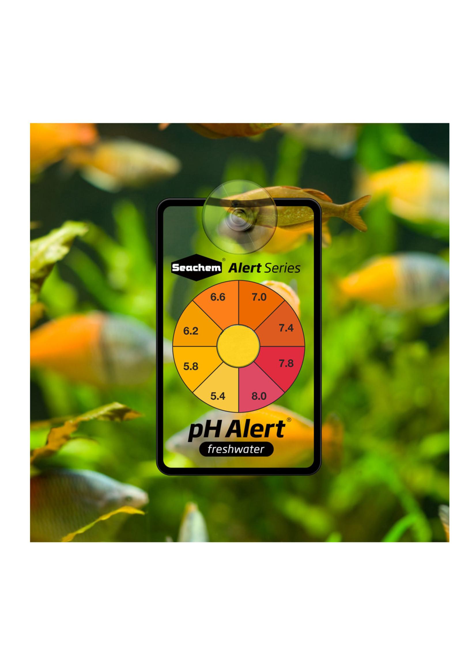 Seachem Laboratories, Inc. Seachem pH Alert Card