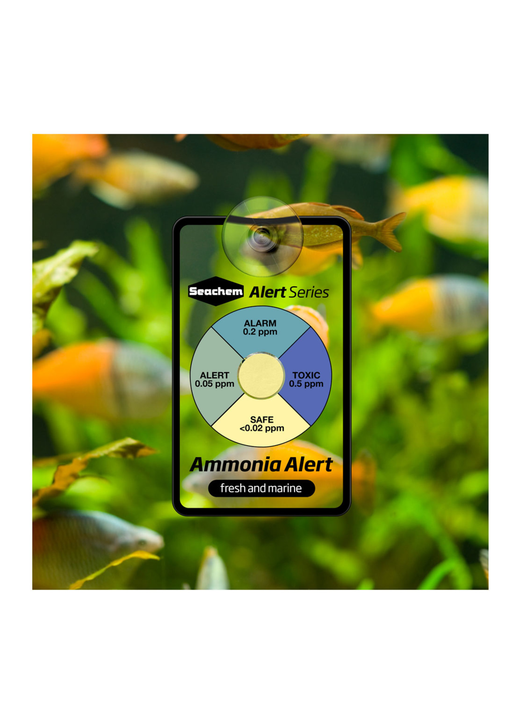 Seachem Laboratories, Inc. Seachem Alert Combo Pack