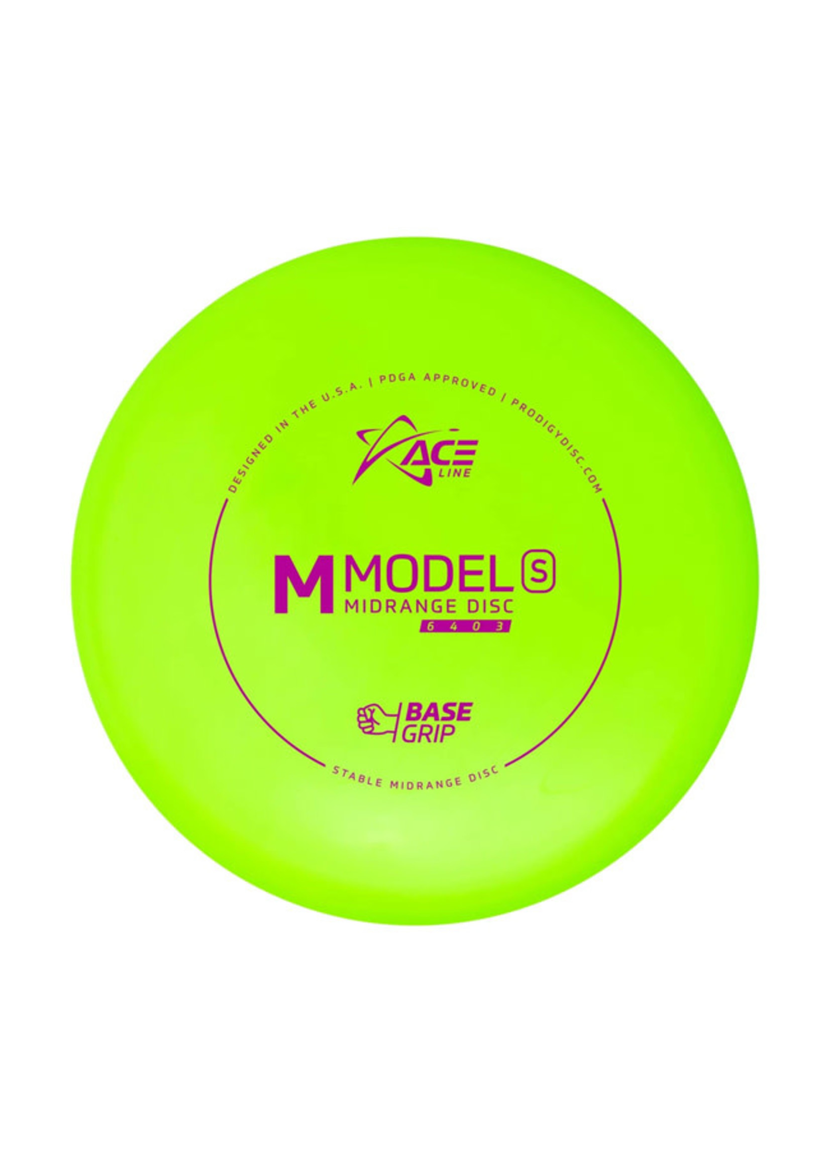 Prodigy Prodigy Ace M Model S Midrange Disc