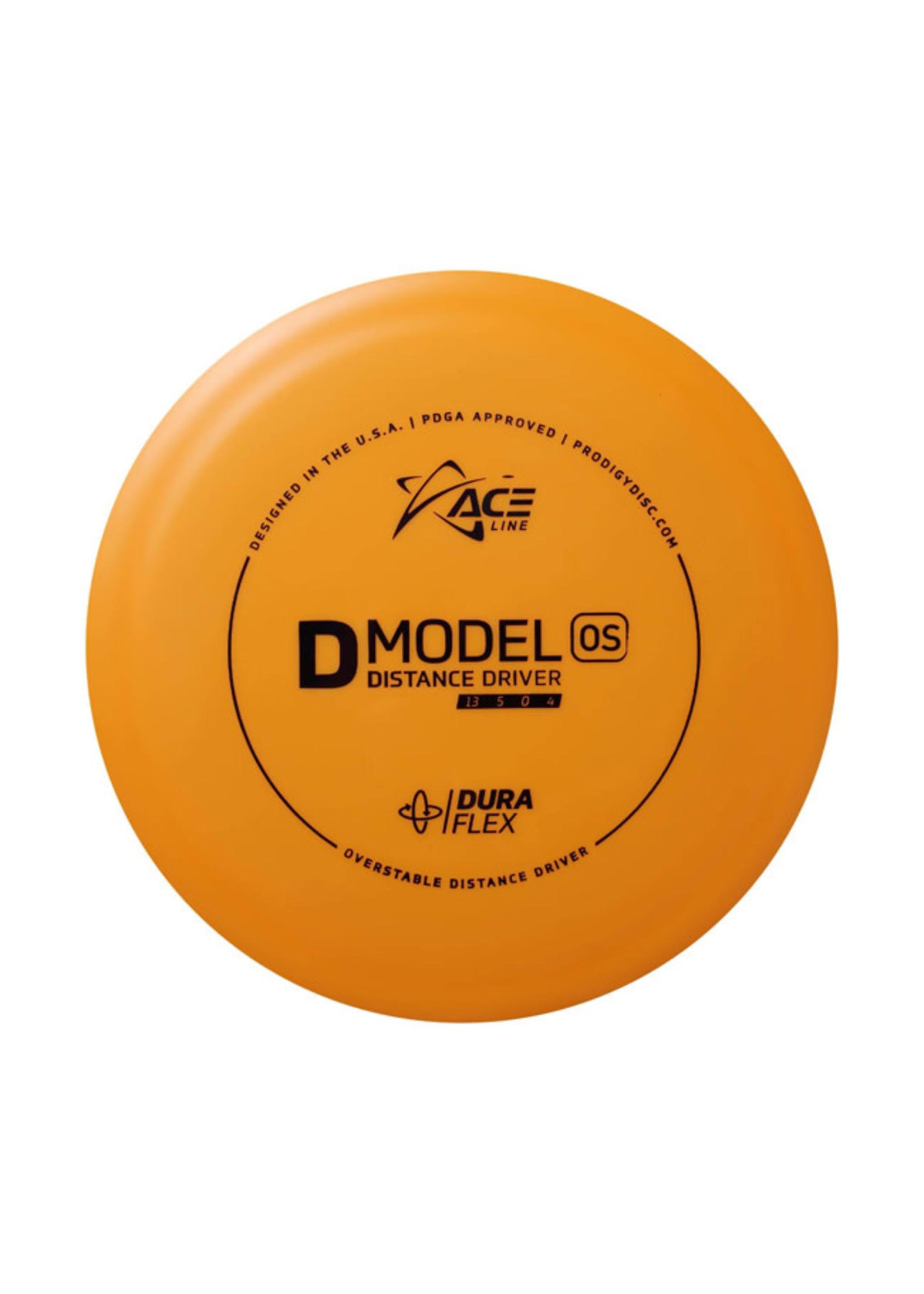 Prodigy Prodigy Ace D Model OS Distance Driver