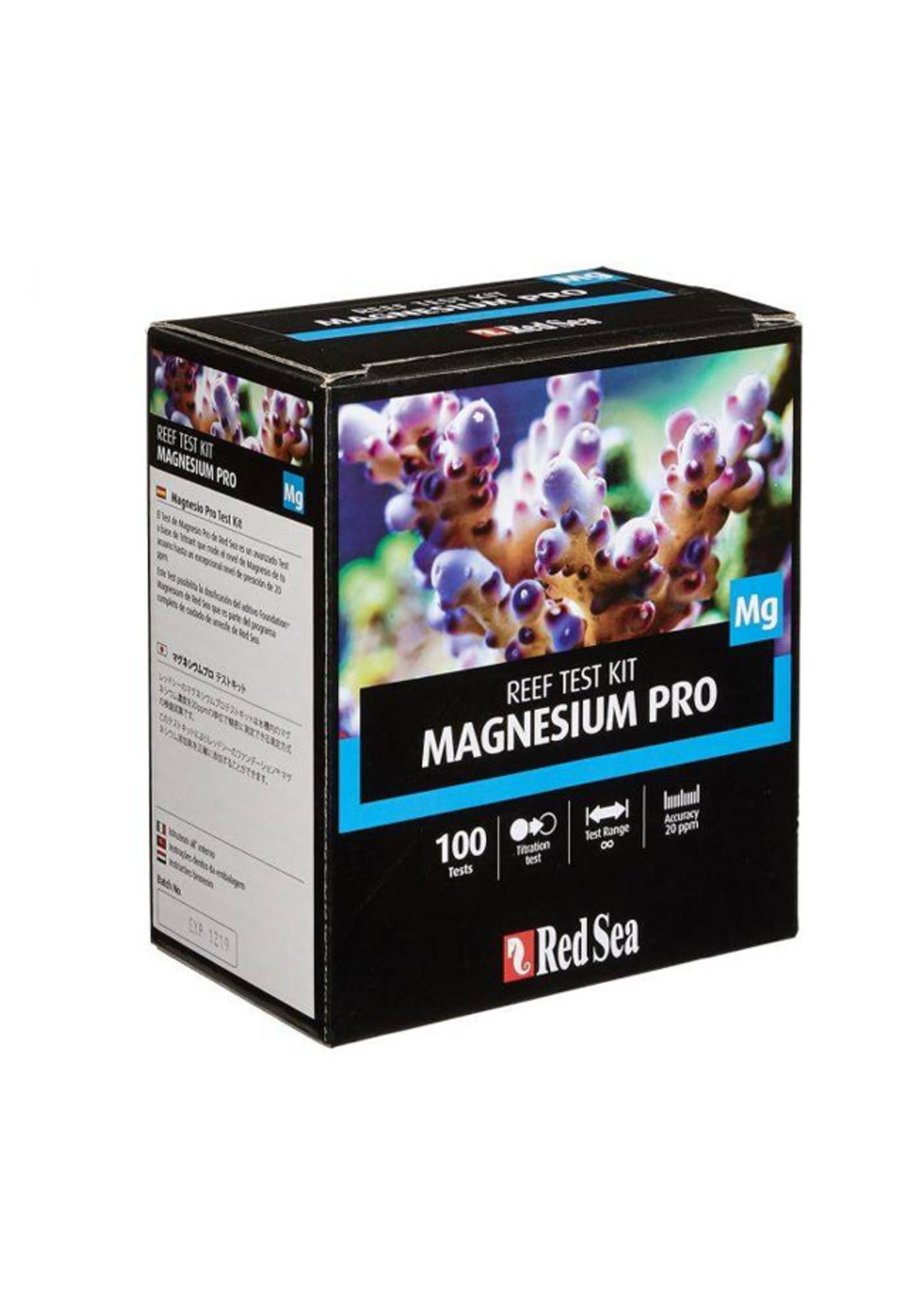 Red Sea Red Sea Magnesium Pro Test Kit