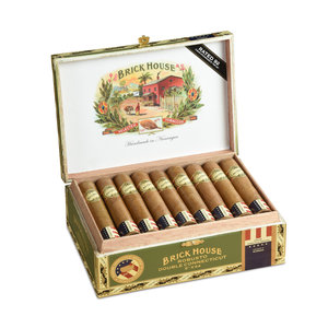 Brick House BH Double Connecticut Robusto (Box of 25)