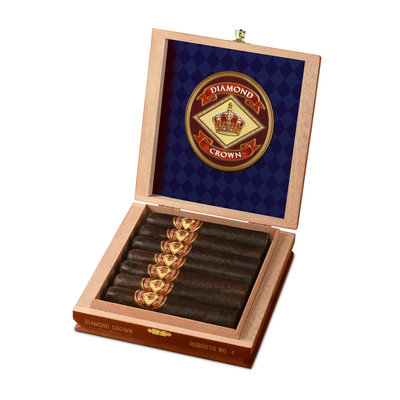 Diamond Crown Diamond Crown Classic Maduro Robusto #4 (Box of 15)