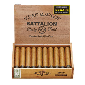 Rocky Patel Rocky Patel Edge Connecticut Battalion (Box of 20)