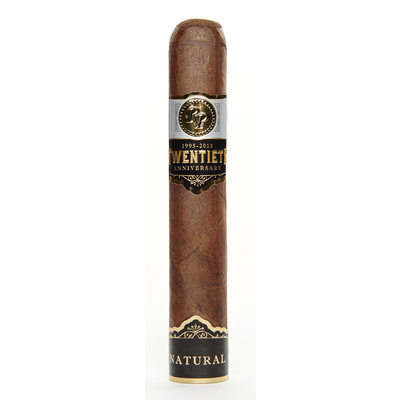 Rocky Patel Rocky Patel 20th Anniversary Natural Robusto Grande (Box of 20)