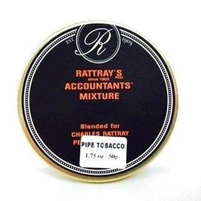 Rattray Rattray's Accountants' Mixture 1.75 oz Tin