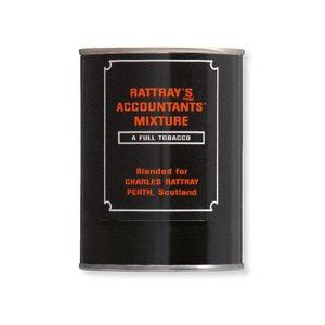 Rattray Rattray's Accountants' Mixture 3.5 oz Tin