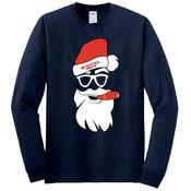 Burners Cigar Co. 2019 Burners Santa T-Shirt
