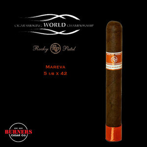 Rocky Patel Cigar Smoking World Championship Mareva (Box of 10)
