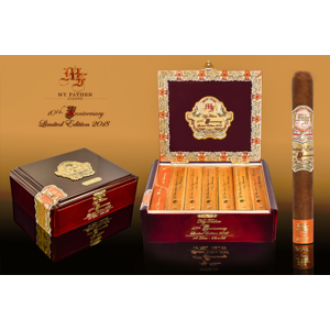 My Father Cigars My Father 10th Anniversary (Box of 14)
