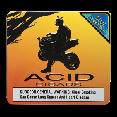Acid Acid Krush Classic Blue Connecticut Tin