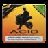 Acid Acid Krush Classic Green Candela Tin