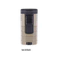 Xikar Xikar Tactical Lighter Tan & Black