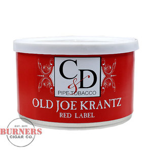 Cornell & Diehl Old Joe Krantz Red Label 2oz