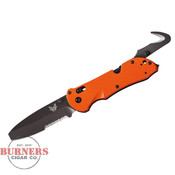 Benchmade Benchmade Auto Triage Serrated Orange