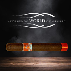 World Cigar Smoking Championship Cigar