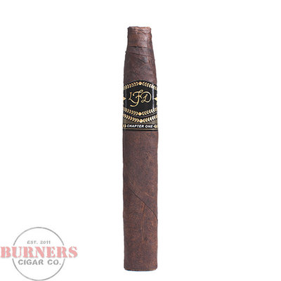 La Flor Dominicana LFD Chapter One Box Pressed Chisel (Box of 10)