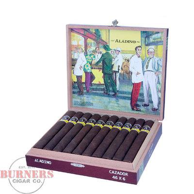 Aladino Aladino Maduro Cazador- Box-Pressed (Box of 20)