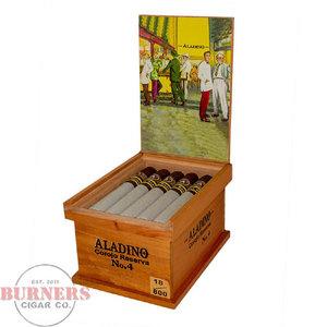 Aladino Aladino No.4 Corojo Reserva (Box of 20)