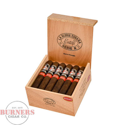 La Gloria Cubana LGC Serie R Esteli Maduro No. Fifty-Four (Box of 18)