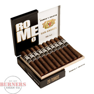 Romeo Y Julieta ROMEO San Andres By RyJ Toro (Box of 20)
