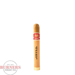 Romeo Y Julieta Romeo Y Julieta Reserva Real Its a boy Romeo Glass Tube single