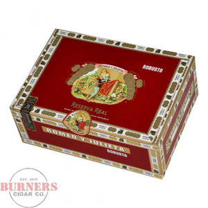 Romeo Y Julieta Romeo Y Julieta Reserva Real Robusto (Box of 25)