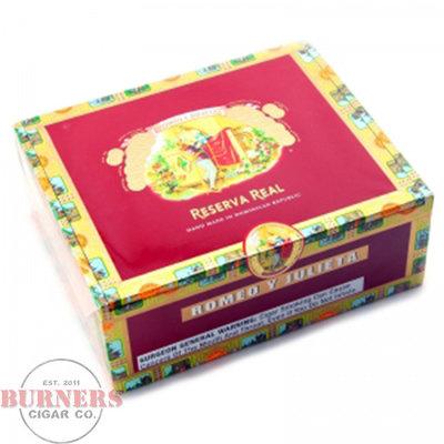 Romeo Y Julieta Romeo Y Julieta Reserva Real Toro (Box of 25)