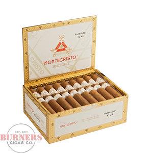 Montecristo Montecristo White Rothchilde (Box of 27)