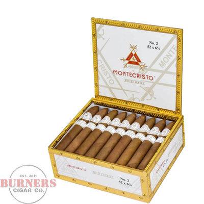 Montecristo Montecristo White No. 2 (Box of 27)