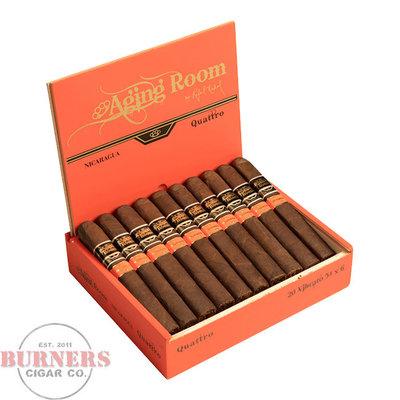 Aging Room Aging Room Quattro Nicaragua Vibrato (Box of 20)