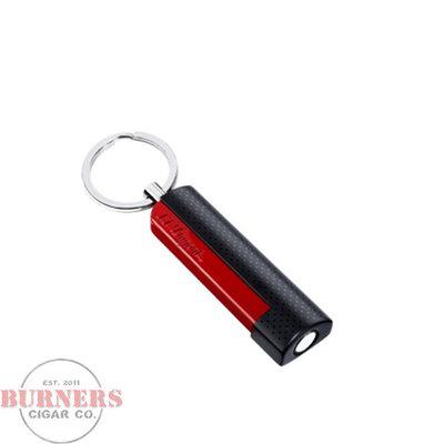 S.T Dupont S.T. Dupont Maxi Punch Cutter Matt Black/Red