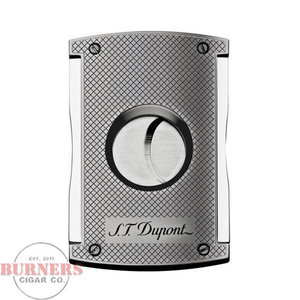 S.T Dupont S.T. Dupont Maxi Cutter Chrome Grid