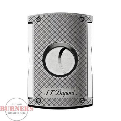S.T Dupont S.T. Dupont Maxi Cutter Chrome Grid