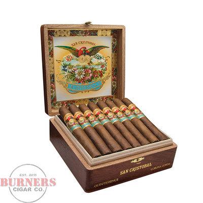 San Cristobal San Cristobal Quintessence Corona Gorda (Box of 24)