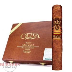 Oliva Oliva Serie V Melanio Double Toro Box (10)