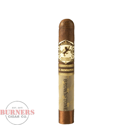 Esteban Carreras Esteban Carreras Mr. Brownstone Habano Sesenta single