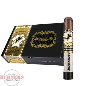 Esteban Carreras Esteban Carreras Mr. Brownstone Maduro Sesenta (Box of 20)