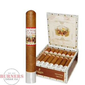AJ Fernandez AJ Fernandez New World Connecticut Toro (Box of 20)