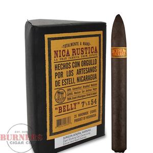 Drew Estate Nica Rustica Belly (Box of 25)