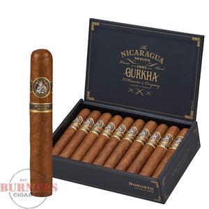 Gurkha Gurkha Nicaragua Robusto (Box of 20)
