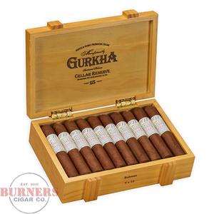 Gurkha Gurkha Cellar Reserve 15 Robusto (Box of 20)