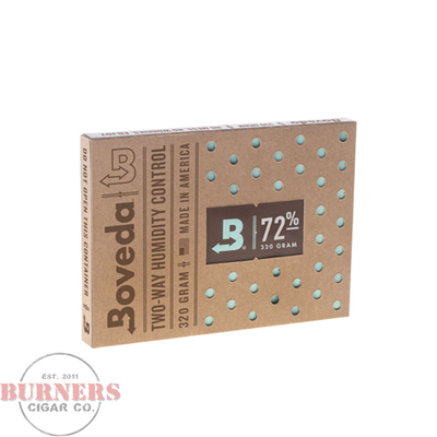 Boveda Boveda 72% 320 Gram (Box of 6)