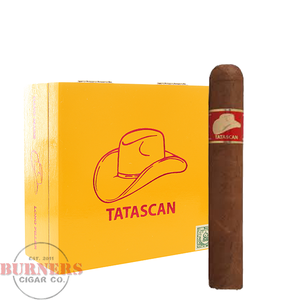 JRE Tobacco Tatascan Habano Robusto (Box of 20)