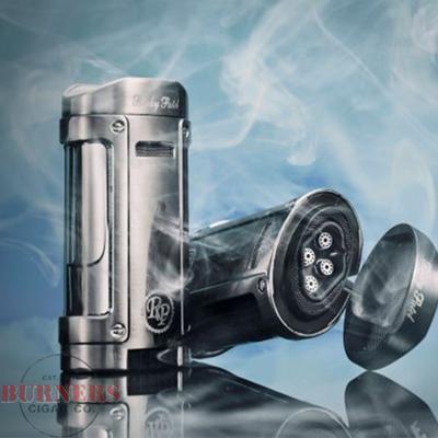 Rocky Patel Rocky Patel Odyssey Lighter Gunmetal