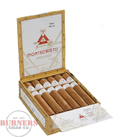 Montecristo Montecristo White Toro (Box of 10)