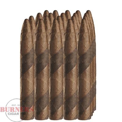 Burners Cigar Co. Burners Naked Barber Figurado (Bundle of 20)