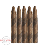 Burners Cigar Co. Burners Naked Barber Figurado 5pk